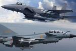 Mỹ nâng cấp F-15 để đảm bảo ưu thế trước J-10 của Trung Quốc