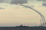 Chiến hạm Nga phóng tên lửa hành trình diệt phiến quân Syria