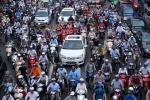 Hà Nội cấm xe máy vào nội đô từ 2030: 'Đừng tranh cãi nữa, hãy làm đi'
