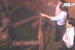 Chui xuống lòng đất, khám phá giếng trữ nước ngọt hơn 100 năm tuổi ở TP.HCM