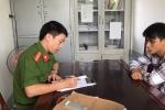 Tài xế hất văng CSGT ở Hà Tĩnh khai tên giả