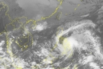Áp thấp nhiệt đới lại xuất hiện trên Biển Đông