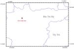 Quảng Nam: Sau mưa lũ, lại xuất hiện động đất