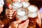 Đố bạn vì sao càng uống bia rượu càng thấy đói?