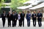 Việt Nam hoan nghênh tuyên bố của G7 về vấn đề Biển Đông
