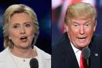 Bầu cử Tổng thống Mỹ: Bà Hillary công kích ông Trump dữ dội nhất từ trước đến nay