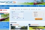 Cảnh báo xuất hiện hàng loạt website bán vé tàu Tết giả