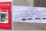Kỳ lạ cây ATM không nhả tiền mà nhả thông điệp cầu cứu