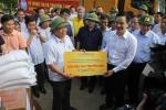 MobiFone ủng hộ đồng bào vùng lũ tại Hà Tĩnh và Quảng Bình