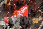 Tiếp tục bắt được tín hiệu 'ping' hộp đen máy bay AirAsia