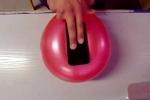 Cách làm ốp lưng điện thoại từ bóng bay