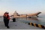 Trung Quốc tham vọng đưa tàu sân bay vào Biển Đông
