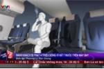 Clip: Hút thuốc trên máy bay, một hành khách bị phạt 4 triệu đồng
