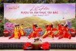 Độc đáo lễ cưới người Dao đỏ tại Không gian ẩm thực Tây Bắc Sun World Fansipan Legend