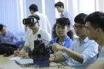 Robot cứu nạn của sinh viên Bách Khoa áp dụng công nghệ thực tại ảo và IoT