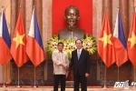 Toàn văn tuyên bố chung Việt Nam - Philippines