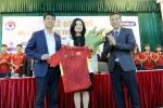 U22 Việt Nam nhận thêm tài trợ trước thềm SEA Games 29