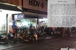 Nhận diện tên cướp dùng súng uy hiếp nhân viên ngân hàng BIDV ở Huế