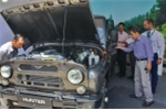 Ô tô Nga giá rẻ vẫn không dễ bán