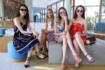4 thí sinh cuối cùng của Hoa hậu Bản sắc Việt đặt chân đến Quy Nhơn