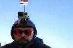 Quay live facebook nhảy dù mạo hiểm, VĐV đâm đầu vào núi chết tại chỗ