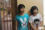 Đâm người, cướp xe máy trên phố Sài Gòn: Đối mặt 2 'nữ tướng cướp 16 tuổi'