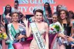 Sự thật về cuộc thi Nữ hoàng Sắc đẹp Toàn cầu Ngọc Duyên vừa đăng quang