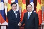 Thủ tướng Nguyễn Xuân Phúc thăm chính thức Lào
