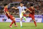 U20 Việt Nam ôn lại bài học sau trận thua đau đớn U20 Argentina