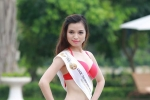 Thí sinh miền Bắc Hoa hậu Bản sắc Việt toàn cầu nóng bỏng với bikini