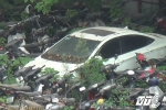 Hàng nghìn ô tô, xe máy vi phạm no mưa no nắng: Nếu hư hỏng, CSGT sẽ phải bồi thường