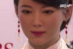 Kinh ngạc robot Trung Quốc xinh như mộng, biết cả dự báo thời tiết