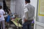 Trưởng công an xã rách lưỡi nhập viện: Đang thổi bụi thì súng cướp cò