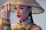 Lộ diện trang phục dân tộc chính thức của Lệ Hằng tại 'Miss Universe 2016'