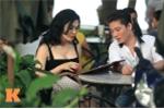 Cả quán ăn phải ngoái nhìn vì Lâm Chi Khanh, Hương Giang Idol quá bạo