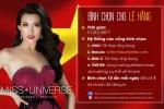Le Hang Miss Universe