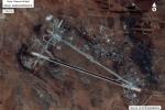 Đòn tấn công của Mỹ hủy hoại toàn bộ máy bay tại căn cứ không quân Syria