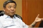 Video: Ông Võ Kim Cự trả lời về việc 'né tránh báo chí'