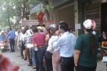 Đình chỉ tiệm bánh trung thu khiến nhiều người 'phát sốt' ở Hà Nội