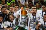 Ronaldo sút penalty quyết định, Real vô địch Champions League