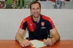 Petr Cech sang Arsenal, gửi tâm thư chia tay Chelsea