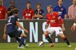 Hàng thủ lóng ngóng, Man Utd thua sốc PSG
