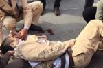 Tài xế đâm, kéo lê thượng úy CSGT: Có dấu hiệu phạm tội giết người