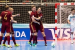 Trực tiếp Futsal World Cup: Việt Nam vs Nga
