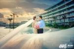 Ảnh cưới lãng mạn của nữ công an khiến bạn trẻ ngưỡng mộ