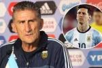 Messi trở lại khoác áo ĐT Argentina tại vòng loại World Cup