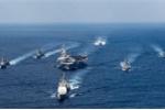 Chiến hạm Nhật rời cảng, có thể diễn tập chung với tàu sân bay Mỹ