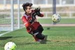 'Người đặc biệt' của U20 Argentina chuẩn bị đấu U20 Việt Nam