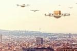 Amazon sắp giao hàng bằng máy bay không người lái