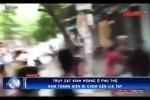 Clip: 60 côn đồ lao vào nhà dân chém giết chấn động Phú Thọ